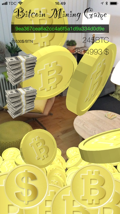 Bitcoin Mining Game screenshot-3