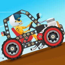 Racing Car Game for Kids 3 - 6