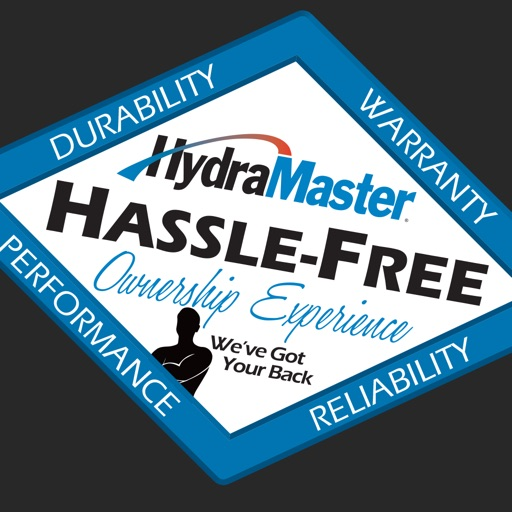 HydraMaster Support App