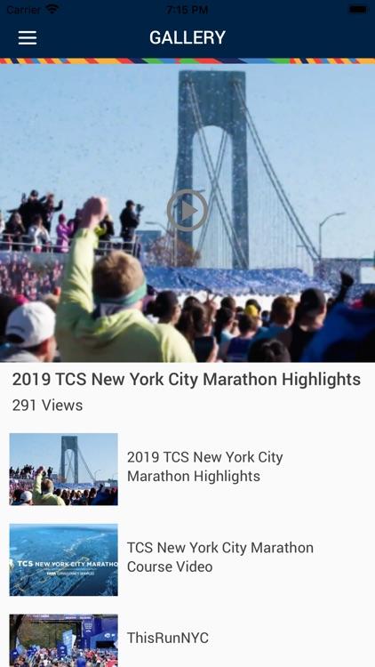 Virtual TCS NYC Marathon screenshot-7