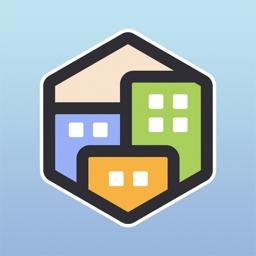 Ícone do app Pocket City: Cidade de Bolso