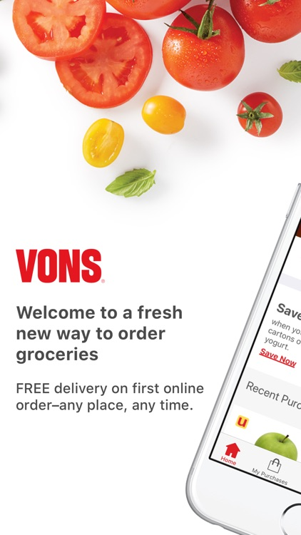 Vons Online Shopping screenshot-0