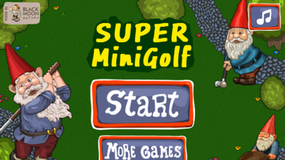 Super Mini Golfs screenshot #1