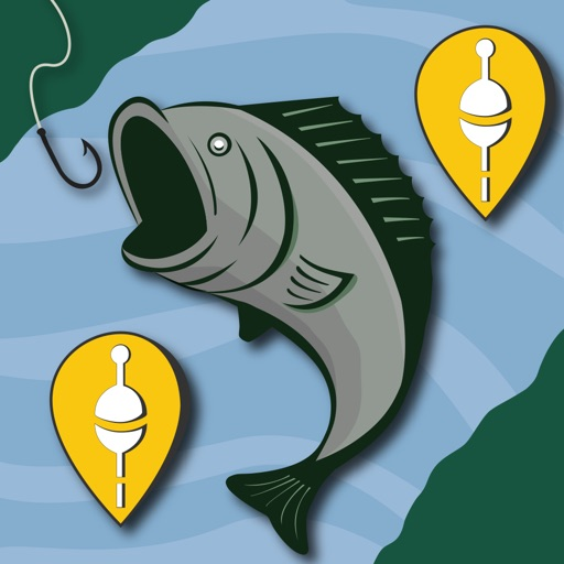 FishMaster - Fishing App