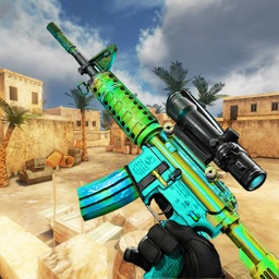 FPS Commando Shooting War 3D