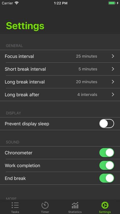 Focus - Task & Time Manager screenshot-6