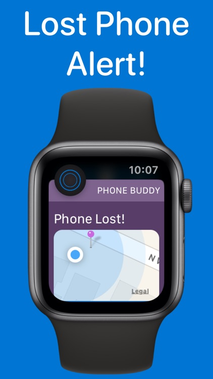 Phone Buddy - Phone Lost Alert screenshot-0