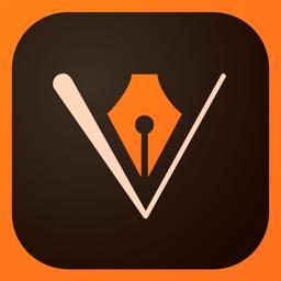 Ícone do app Adobe Illustrator Draw