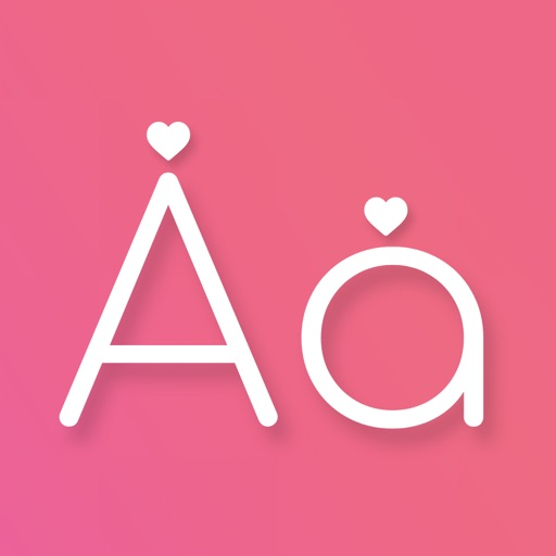 Fonts for iPhones
