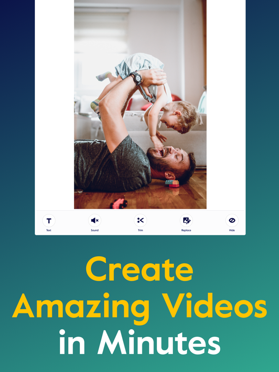 Magisto Video Editor & Movie Maker screenshot