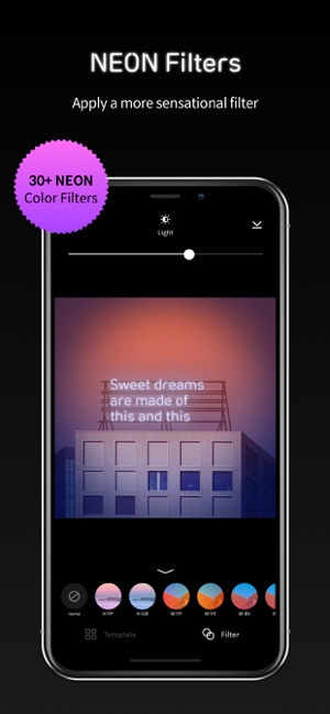challa NEON: Create Your NEON Screenshot