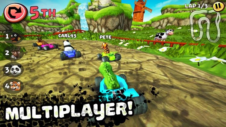 Safari Kart screenshot-3