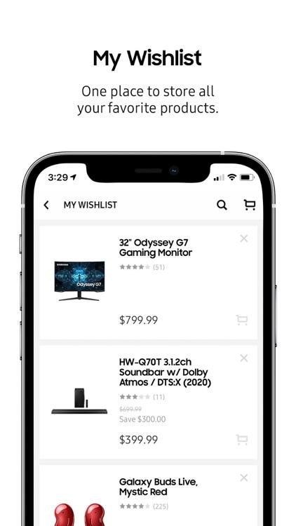 Shop Samsung screenshot-5