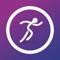 App Icon for Løbe Cykel & Gå GPS FITAPP App in Denmark IOS App Store