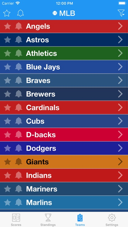 Pro Baseball Live Radio Stream screenshot-3