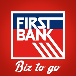 First Bank Biz To Go for iPad