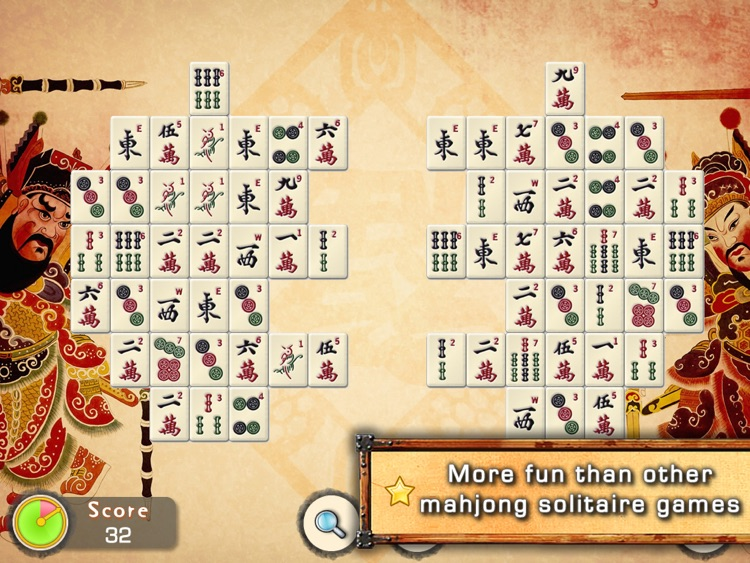 Rivers Mahjong: China HD screenshot-1