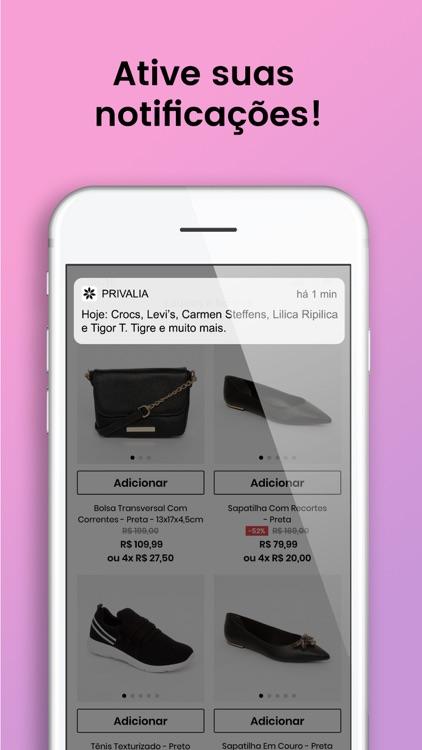 Privalia BR - Outlet de marcas screenshot-5