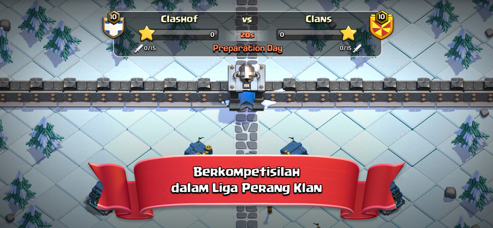Clash Of Clans Overview Apple App Store Indonesia