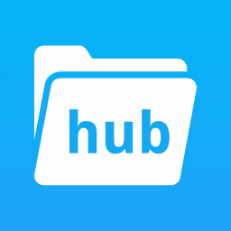 Ícone do app File Hub Pro by imoreapps
