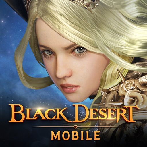 Black Desert Mobile icon