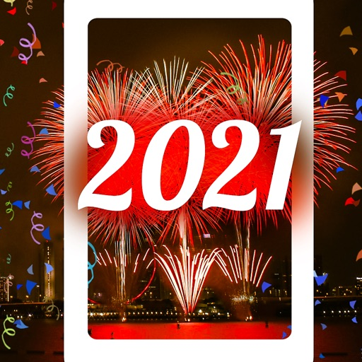 2021 Happy New Year Wallpapers