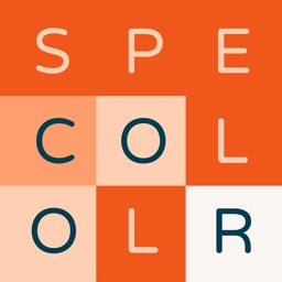 Spell Color : Unscramble Words