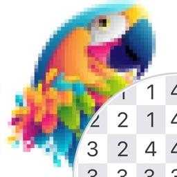 Pixie - Pixel Art Color Games