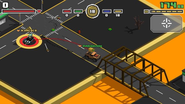 Smashy Road: Arena screenshot-0