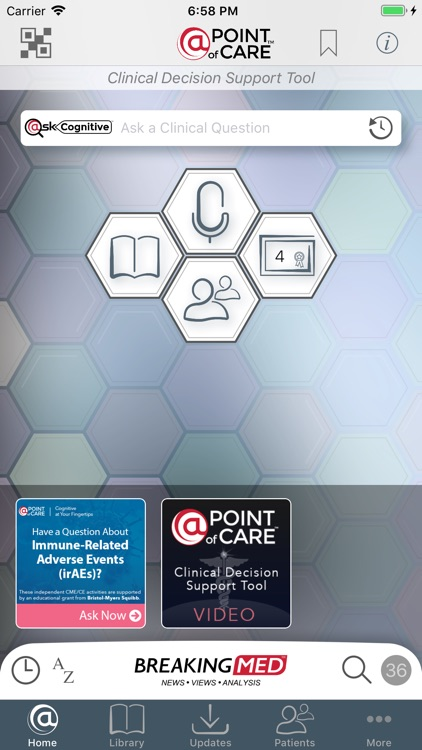 @Point of Care™ Suite