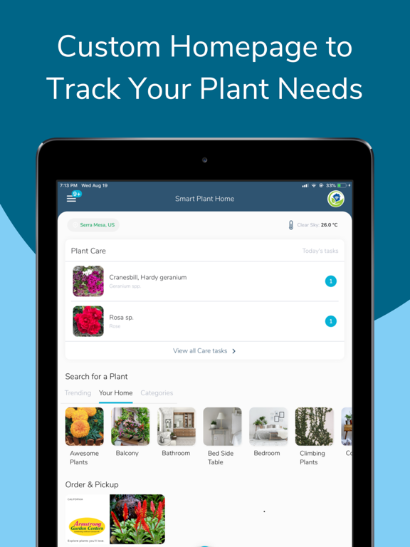 Garden Compass-Intuitive Gardening Tool & Plant Id screenshot