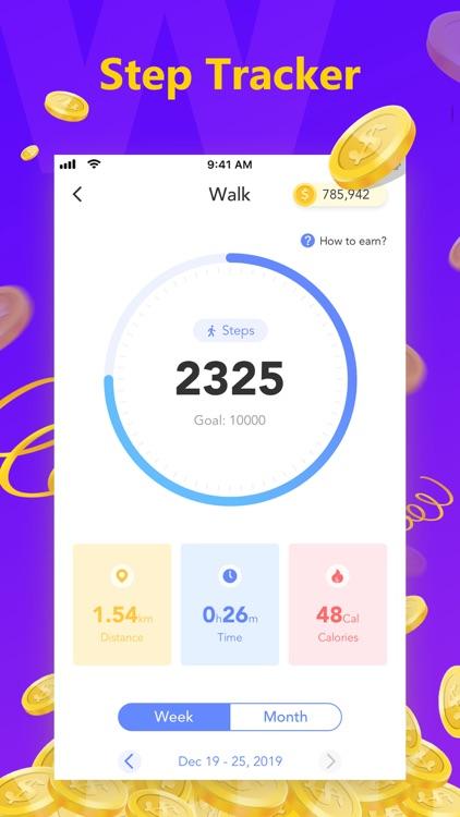 Whealthy: Health Is Wealth screenshot-5