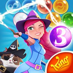 Ícone do app Bubble Witch 3 Saga