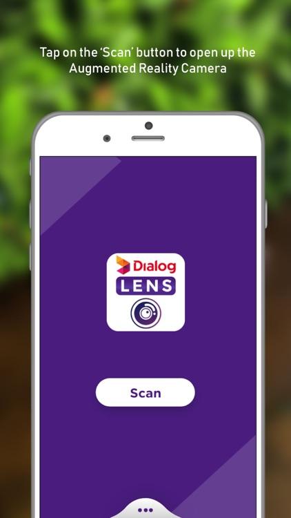 Dialog Lens