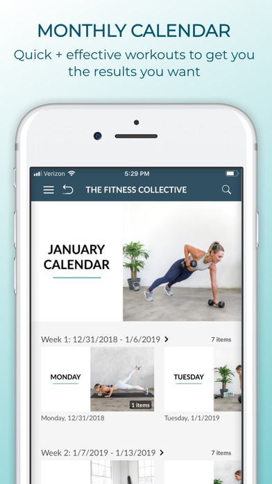 The Fitness Collective screenshot #3