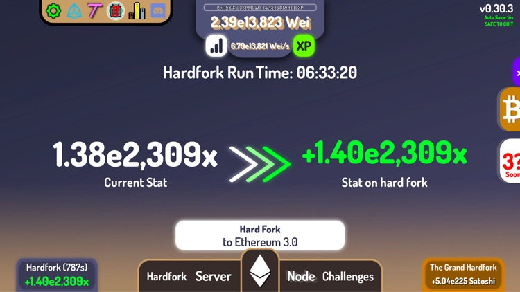 CryptoClickers: Idle Game screenshot-5