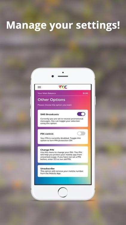 TCC Mobile App screenshot-4