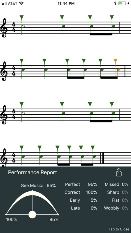See Music (Sight-Reading)