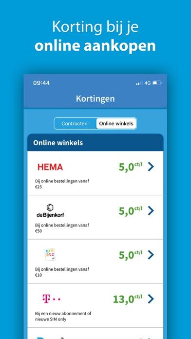 Tankey - Goedkoop tanken iPhone app afbeelding 7