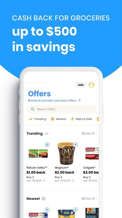 Coupons.com: Cash Back Savings