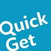 QuickGet - 30分以内になんでもお届け