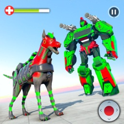 Dog Robot Transform Game 2020