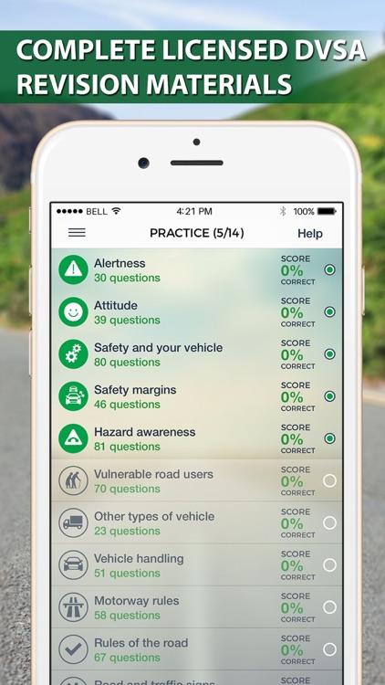 Driving Theory Test 2021 screenshot-0
