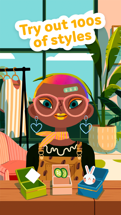 Toca Hair Salon 4 screenshot 3