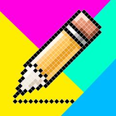 Wonderful Pixels - Color book