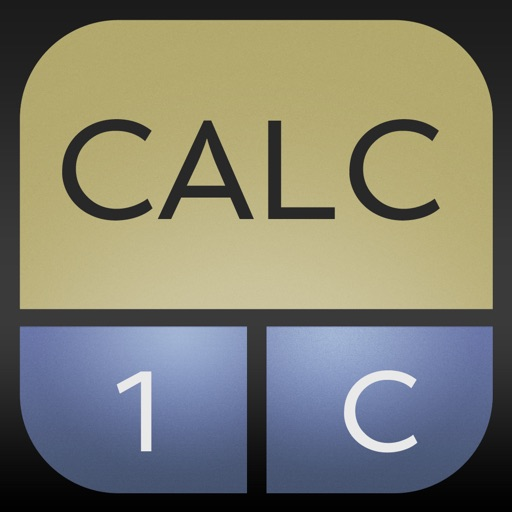 CALC 1 Graphing Calculator
