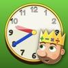 King of Math: Telling Time - iPadアプリ