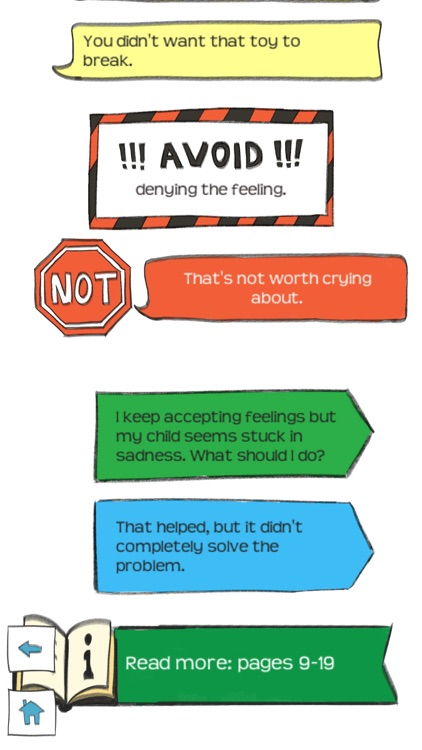 HOW TO TALK: Parenting Tips screenshot-3