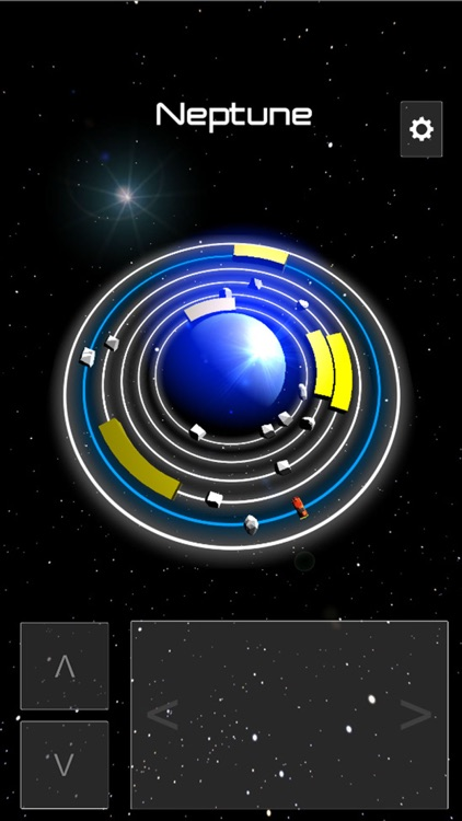 Reach the Planet: Solar System screenshot-1
