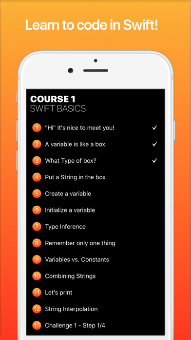 Code! Learn Swift Version by Happy Moose Apps (iOS, United States